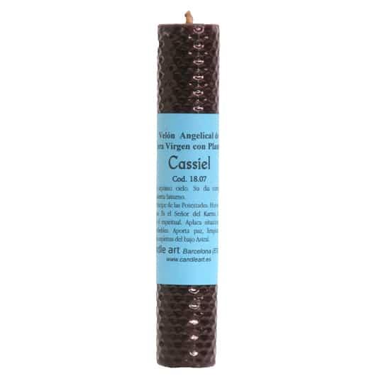 CANDLE ARCHANGEL CASSIEL