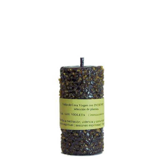 CANDLE INCENSE violet