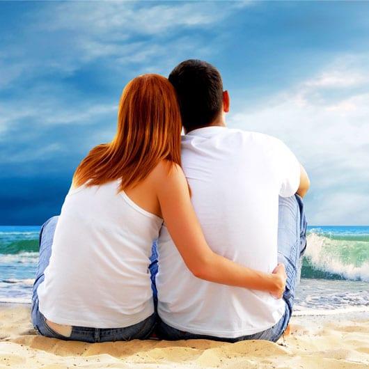 El velón rosa y los problemas de pareja