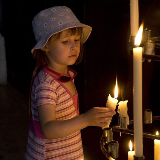 El significado esotérico de las velas de cumpleaños