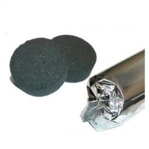 cubes de charbon liturgiques