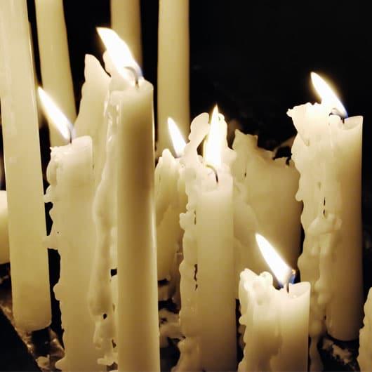 significado-velas. Una teoría del significado de las velas esotéricas
