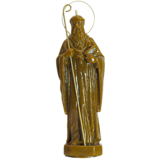 VELA SÃO BENITO cera virgem VELA SÃO BENITO cera virgem. Exorcismo, afasta pessoas indesejáveis, contra ataques do mal, ajuda em curas, indulgencia na hora da morte.  Você pode reforçar o VELA SÃO…