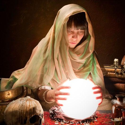 Adivinación y velas esotéricas