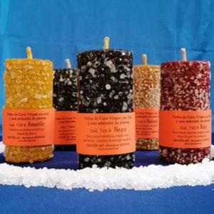 Bougies de sel